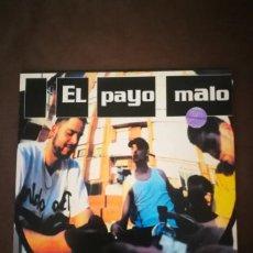 """Discos de vinilo: EL PAYO MALO - INDEPLEIS TU VY 12"""" VINILO. Lote 204279318"""