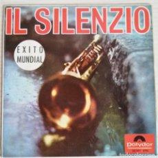 Discos de vinilo: DISCO DE VINILO EP VARIOS ARTISTAS--IL SILENZIO. Lote 204325703