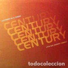 Discos de vinilo: CENTURY – LLOVIENDO EN EL PARQUE. Lote 204337525