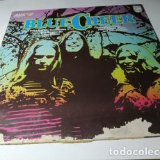 Discos de vinilo: LP - BLUE CHEER – BLUE CHEER - 6463 142 ( VG+ - P ) GER 1982. Lote 204339317
