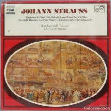 Discos de vinilo: LP. STRAUSS. COLECCION RTVE. 10. Lote 204340031