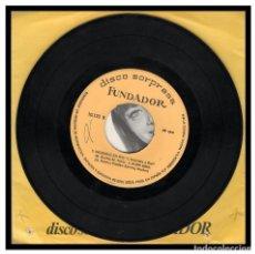 Discos de vinilo: XX DISCO SORPRESA FUNDADOR, LAS CHICAS DE FORMENTOR, INCENDIO EN RIO, ALBA GRIS Y DEMAS.. Lote 204341403