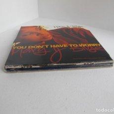 Discos de vinilo: GRAN LOTE 10 MAXI SINGLES DISCOS VINILOS 1980S 1990S RAP HIP HOP R N B FUNK SOUL SWING BUEN ESTADO. Lote 204346188