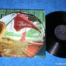 Discos de vinilo: LESTER LANIN SPAIN LP 1968 THAT´S A PARTY VERSIONES CANCIONES DE THE BEATLES SUPERSTEREOSOUND OFERTA. Lote 204347183