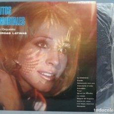 Discos de vinilo: LP. EXITOS INMORTALES. CUERDAS LATINAS. Lote 204348915