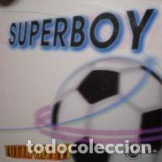 Discos de vinilo: TUTTIFRUTTI _– SUPERBOY. Lote 204348967