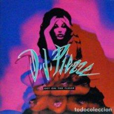 Discos de vinilo: D.J. PIERRE* _– GET ON THE FLOOR. Lote 204348975