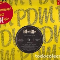 Discos de vinilo: TWO WITHOUT HATS _– TRY YAZZ. Lote 204348993