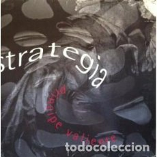 Discos de vinilo: STRATEGIA _– PRINCIPE VALIENTE. Lote 204349042