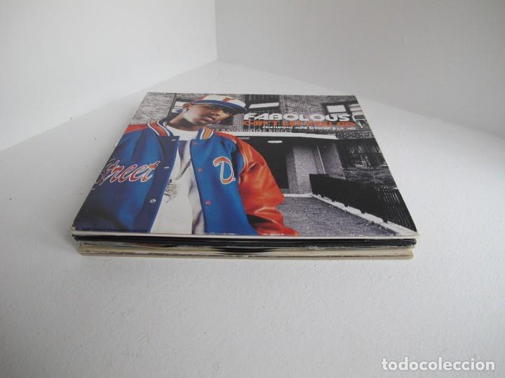 GRAN LOTE 10 MAXI SINGLES DISCOS VINILOS 1980S 1990S RAP HIP HOP R N B FUNK SOUL SWING BUEN ESTADO (Música - Discos de Vinilo - Maxi Singles - Rap / Hip Hop)