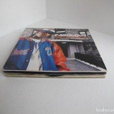 Discos de vinilo: GRAN LOTE 10 MAXI SINGLES DISCOS VINILOS 1980S 1990S RAP HIP HOP R N B FUNK SOUL SWING BUEN ESTADO. Lote 204349888