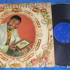Discos de vinilo: LUC BARRETO SPAIN LP 1970 SENTIMENTAL LATIN FOLK CUBANO BOLERO EXCELENTE MIRA !. Lote 204351685