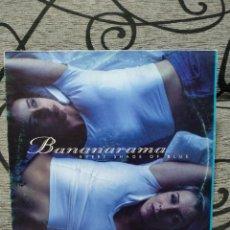 Discos de vinilo: BANANARAMA _– EVERY SHADE OF BLUE. Lote 204348980