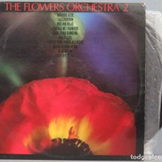 Discos de vinilo: LP. THE FLOWERS ORCHESTRA. 2. Lote 204376203