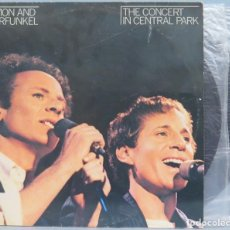 Discos de vinilo: LP. SIMON AND GARFUNKEL. THE CONCERT IN CENTRAL PARK. Lote 204377062