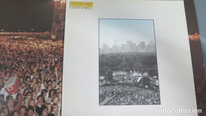 Discos de vinilo: LP. SIMON AND GARFUNKEL. THE CONCERT IN CENTRAL PARK - Foto 3 - 204377062