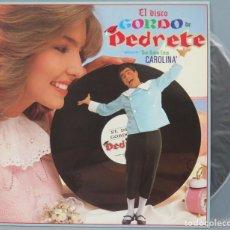 Discos de vinilo: LP. EL DISCO GORDO DE PEDRETE. PEDRO RUIZ. Lote 204377212