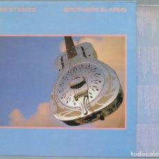 Discos de vinilo: LP. DIRE STRAITS. BROTHERS IN ARMS. Lote 204379097