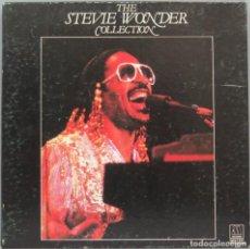 Discos de vinilo: CAJA LP. THE STEVIE WONDER COLLECTION. Lote 204379407