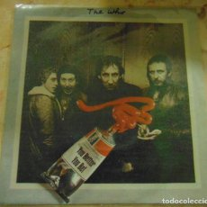Disques de vinyle: THE WHO – YOU BETTER YOU BET - SINGLE 1981. Lote 204379608
