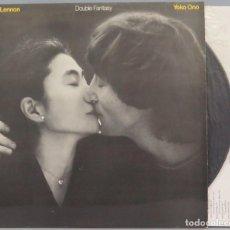 Discos de vinilo: LP. DOUBLE FANTASY. LENNON. ONO. Lote 204379948
