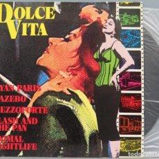 Discos de vinilo: LP. DOLCE VITA. RYAN PARIS. Lote 204380318