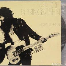 Discos de vinilo: LP. BORN TO RUN. BRUCE SPRINGSTEEN. Lote 204381011