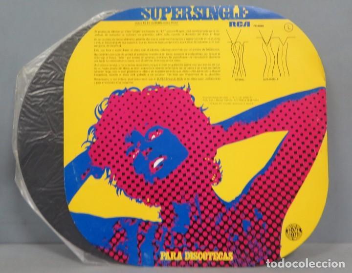 Discos de vinilo: SUPERSINGLE. 10. LAURENT VOULZY - Foto 2 - 204382338