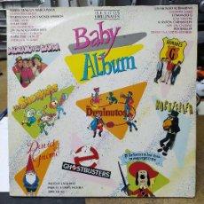 Discos de vinilo: BABY ALBUM INFANTIL (INCLUYE JUEGO SPECTRUM). Lote 204384552