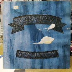 Discos de vinilo: BON JOVI NEW JERSEY. Lote 204385348