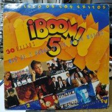 Discos de vinilo: BOOM 5 2 DISCOS. Lote 204388585