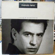 Discos de vinilo: MANOLO TENA SANGRE ESPAÑOLA. Lote 204392135