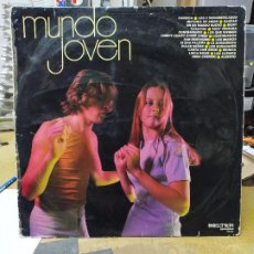 Discos de vinilo: MUNDO JOVEN. Lote 204392922