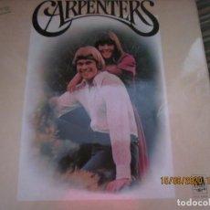 Discos de vinilo: CARPENTERS - CARPENTER LP - ORIGINAL INGLES - A&M RECORDS 1971 - PORTADA LAMINADA -. Lote 204397360