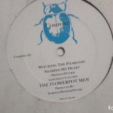 Discos de vinilo: THE FLOWERPOT MEN - ALLIGATOR BAIT MAXI COMPOST 03. Lote 204402633