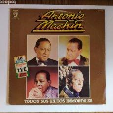 Discos de vinilo: ANTONIO MACHIN. Lote 204409337