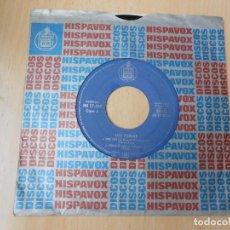 Discos de vinilo: PUMAS, LOS, EP, CHIN CHIN + 3, AÑO 1964 - SIN PORTADA -. Lote 204409628
