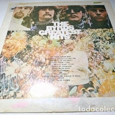 Discos de vinilo: LP - THE BYRDS – GREATEST HITS - CBS – 63107 (VG+ / G+) UK 1967 - STEREO. Lote 204417172