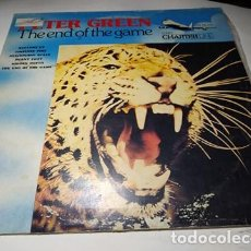 Discos de vinilo: LP - PETER GREEN – THE END OF THE GAME - CTR 24023 (VG+ / G) ITALY. Lote 204417436