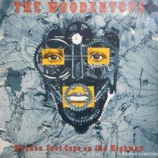 Discos de vinilo: THE WOODENTOPS - WOODEN FOOT COPS ON THE HIGHWAY LP 1988 NUEVOS MEDIOS. Lote 204417523