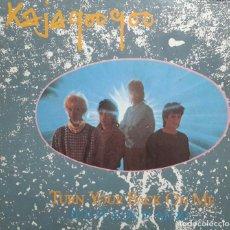 Discos de vinilo: KAJA GOO GOO - TURN YOUR BACK ON ME MAXI 1984. Lote 204417837