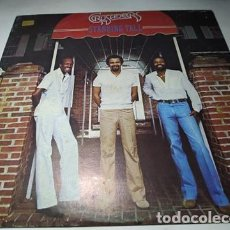 Discos de vinilo: LP - THE CRUSADERS – STANDING TALL - I-204044 (VG+ / VG+) SPAIN - 1981. Lote 204417901