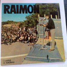 Discos de vinilo: RAIMON BELLATERRA. Lote 204420413
