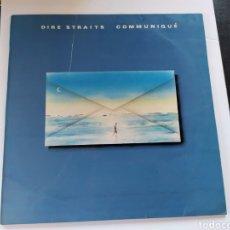 Discos de vinilo: DIRE STRAITS COMMUNIQUE. Lote 204420501