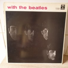 Discos de vinilo: THE BEATLES, WITH THE BEATLES. Lote 204422635