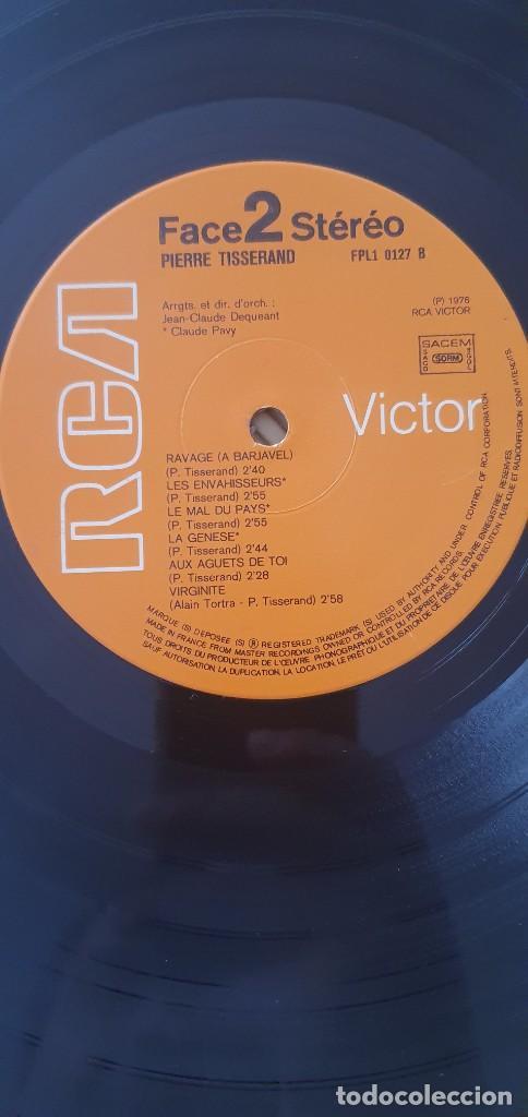 Discos de vinilo: Pierre Tisserand – Poings Et Pieds Liés Sello: RCA Victor – FPL1 0127 Formato: Vinyl, LP, Gatefold - Foto 6 - 204422911