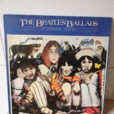 Discos de vinilo: THE BEATLES, BALLADS. Lote 204423003