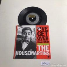 Discos de vinilo: THE HOUSEMARTINS. Lote 204434080