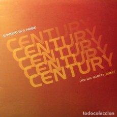 Discos de vinilo: CENTURY – LLOVIENDO EN EL PARQUE. Lote 204434688