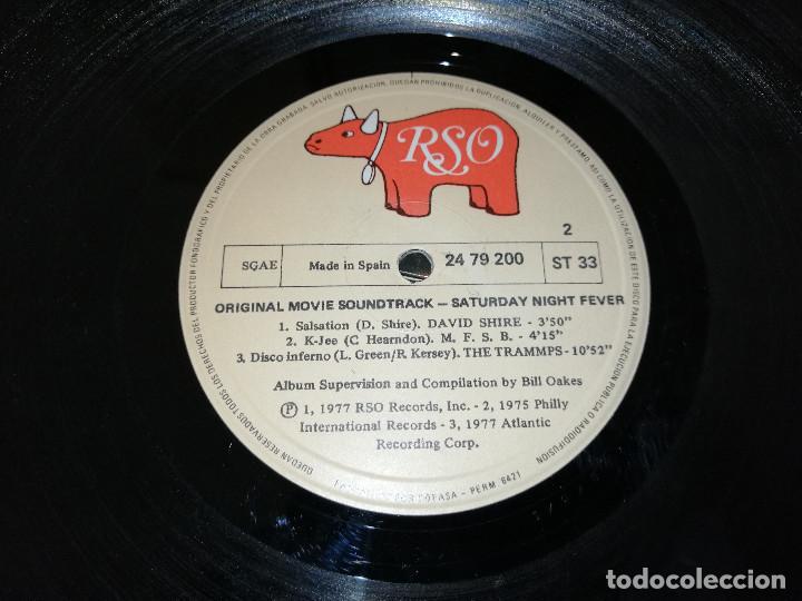 Discos de vinilo: SATURDAY NIGHT FEVER- ESPECIAL DISCOTECA-BEE GEES-TAVARES-YVONNNE ELLIMAN - Foto 7 - 204438047